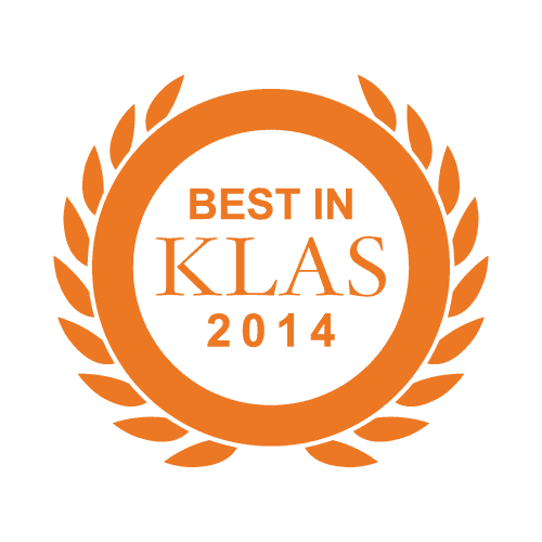 Best in KLAS 2014