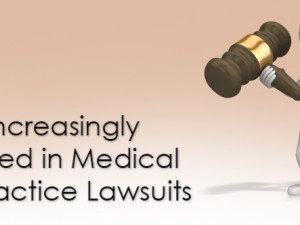EHRs Increasingly Included in Medical Malpractice Lawsuits