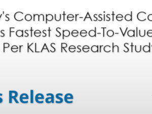 Dolbey's Fusion CAC Delivers Fastest Speed-To-Value in ICD-10