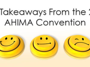 Top Takeaways From the 2016 AHIMA Convention