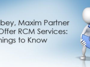 Dolbey, Maxim Partner to Offer RCM Services: 3 Things to Know