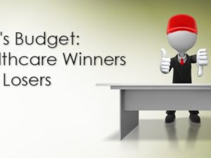 Trump's Budget: 5 Healthcare Winners and 8 Losers