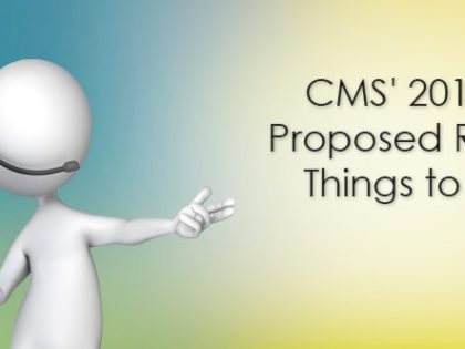 CMS' 2018 IPPS Proposed Rule: 9 Things to Know