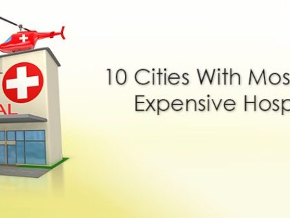 10 Cities With Most, Least Expensive Hospitals