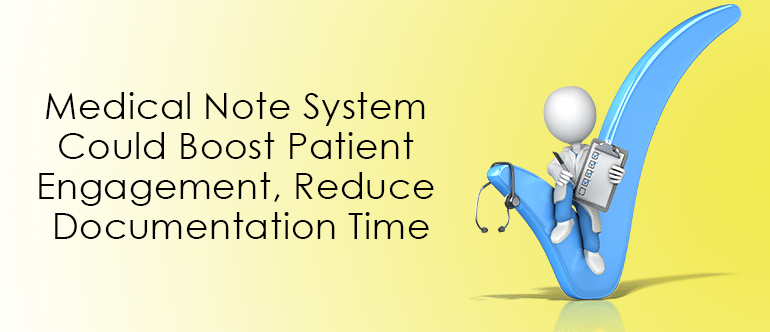 New Research Finds Patients Could Benefit If They Are Invited To Co Produce Medical  Notes With Doctors Rather Than Simply Reading Them.