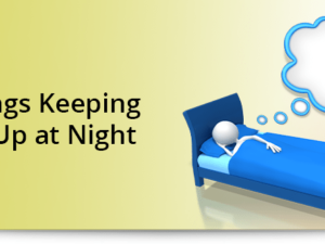 6 things keeping CIOs up at night