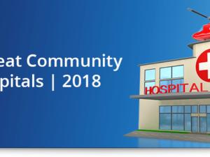 100 great community hospitals | 2018